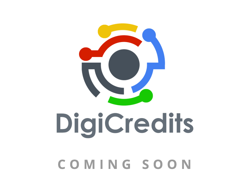 DigiCredits Coming Soon